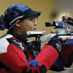 London Olympics 2012 - shooting
