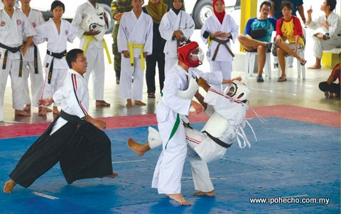 Perak Koshiki Karatedo Association