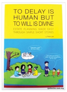 To Delay is Human but to Will is Divine