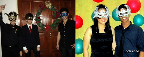 OMPH Youth Masked Ball